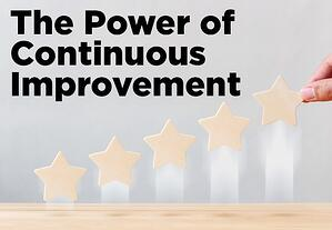 Power of Continuous Improvement