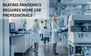 Medical Laboratory Professionals During the Pandemic