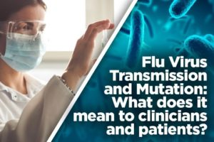 Flu Virus Transmission and Mutation