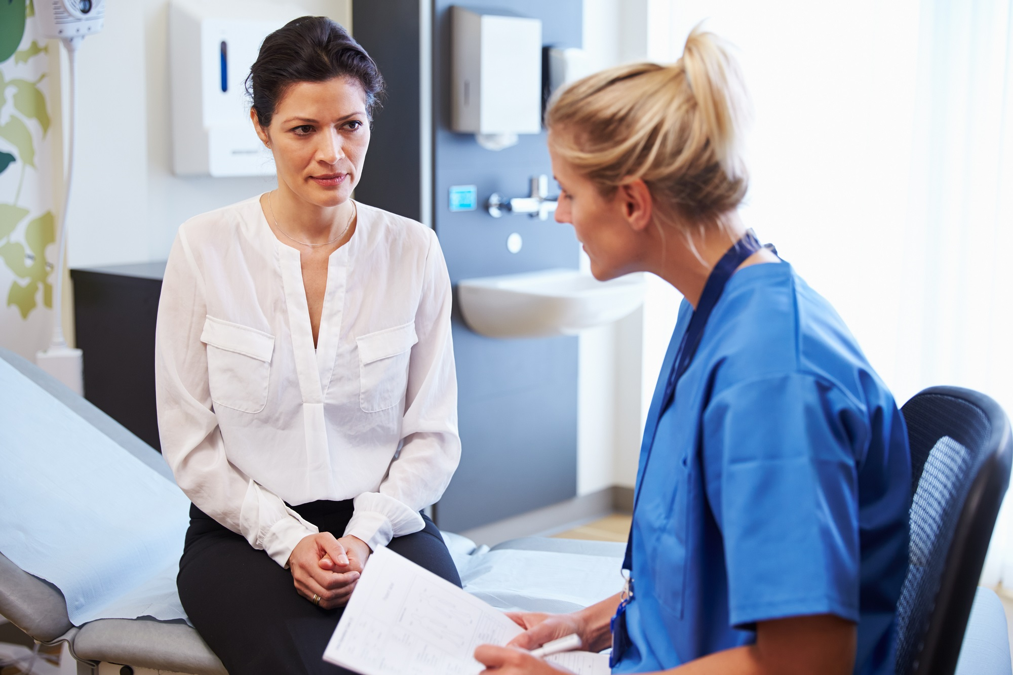 Sexually Transmitted Infection with Doctor