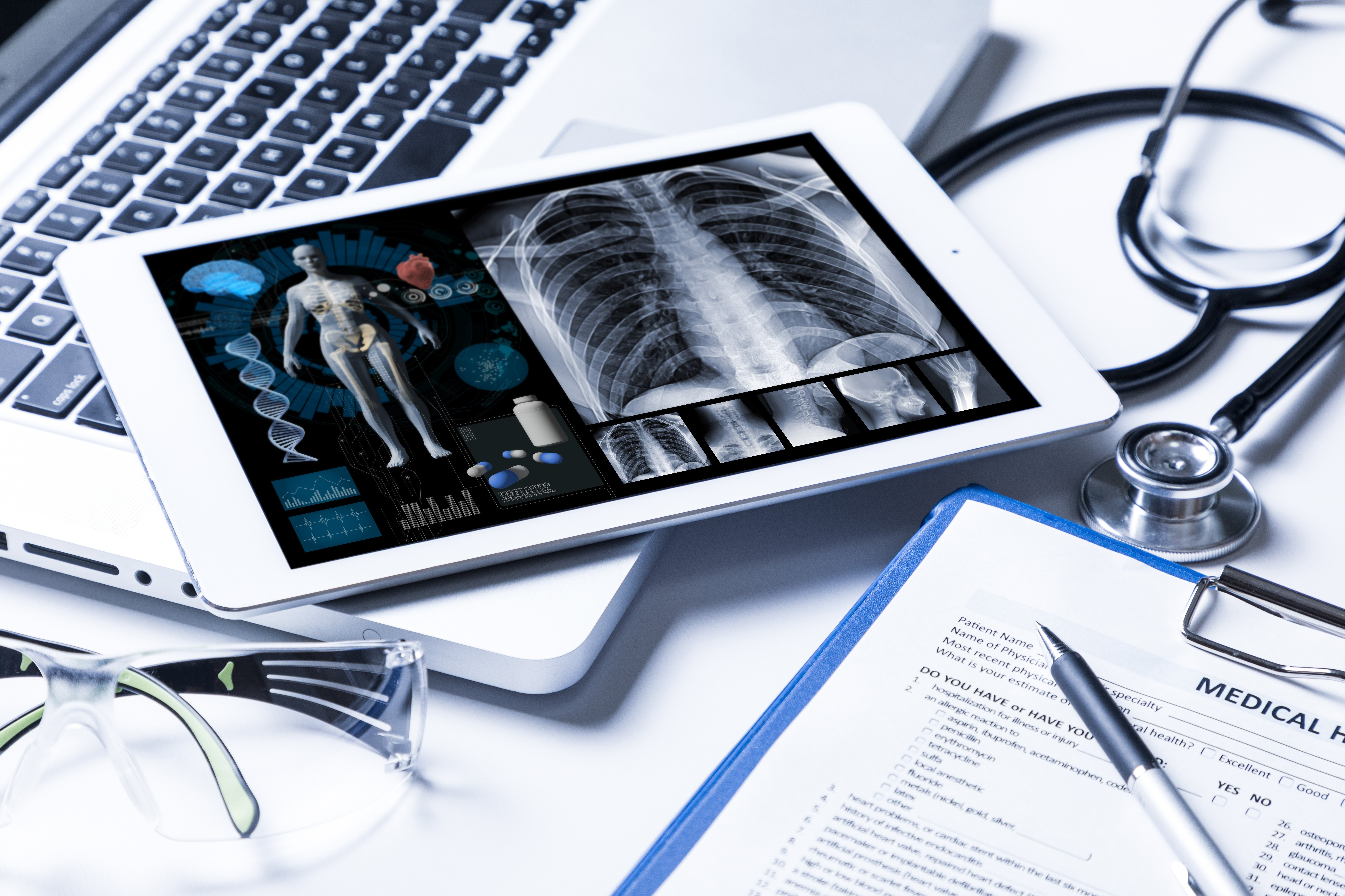 Connectivity Creates Convenience ... and Better Patient Care