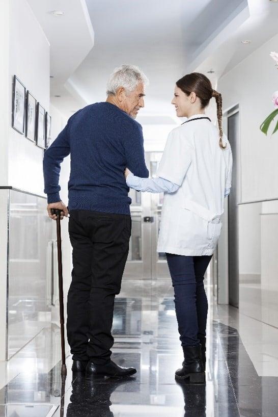 Post-COVID-19 diagnostics in long-term-care