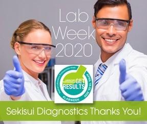 Celebrating Lab Week 2020- Five Reasons We Appreciate Lab Professionals