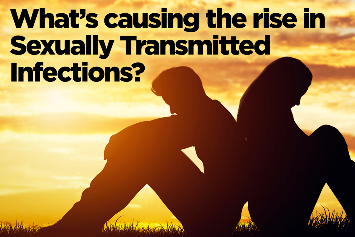 What is Causing a Rise in Sexually Transmitted Infections?